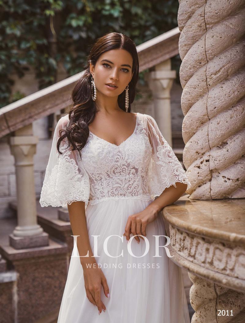 Свадебное платье Licor 2011