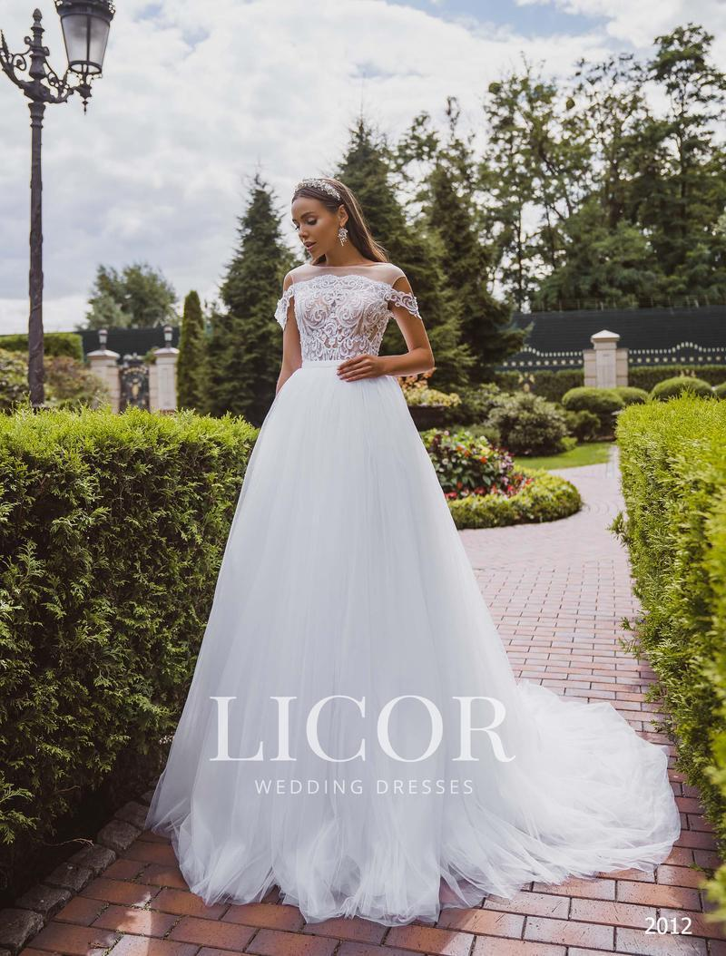 Wedding Dress Licor 2012
