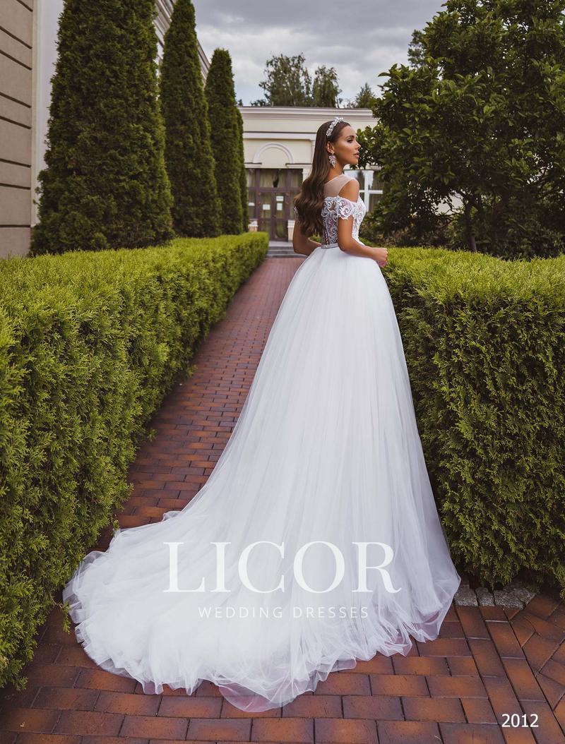 Свадебное платье Licor 2012