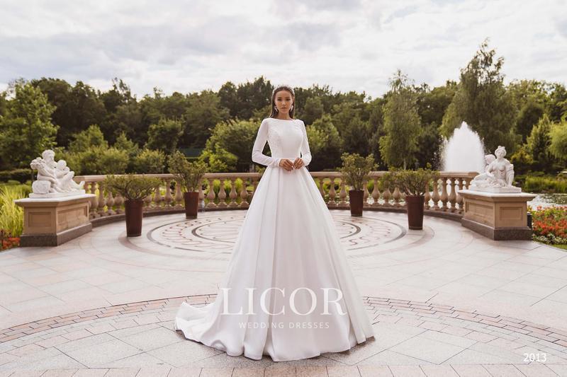 Свадебное платье Licor 2013