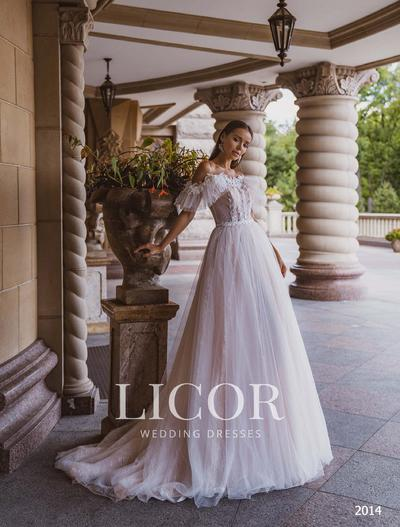 Brautkleid Licor 2014