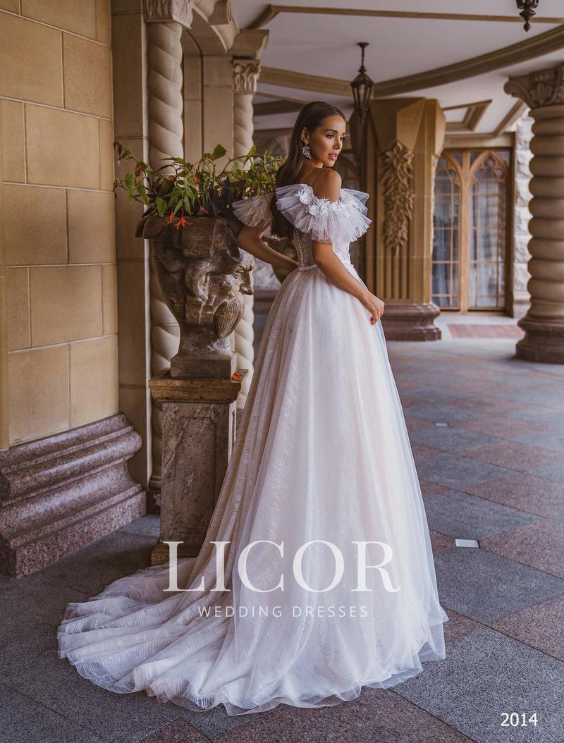 Свадебное платье Licor 2014