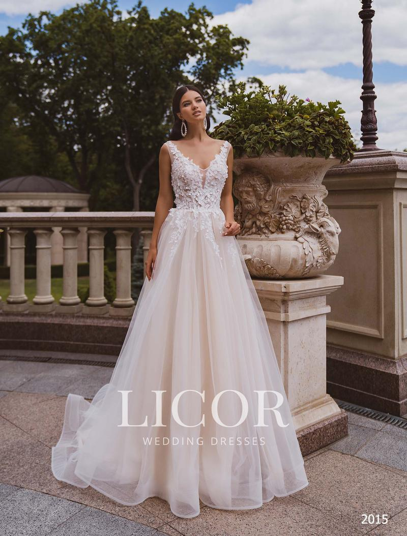 Brautkleid Licor 2015