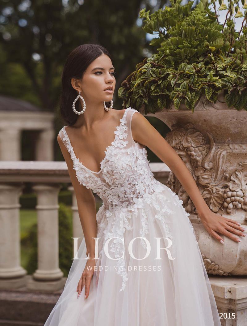 Свадебное платье Licor 2015