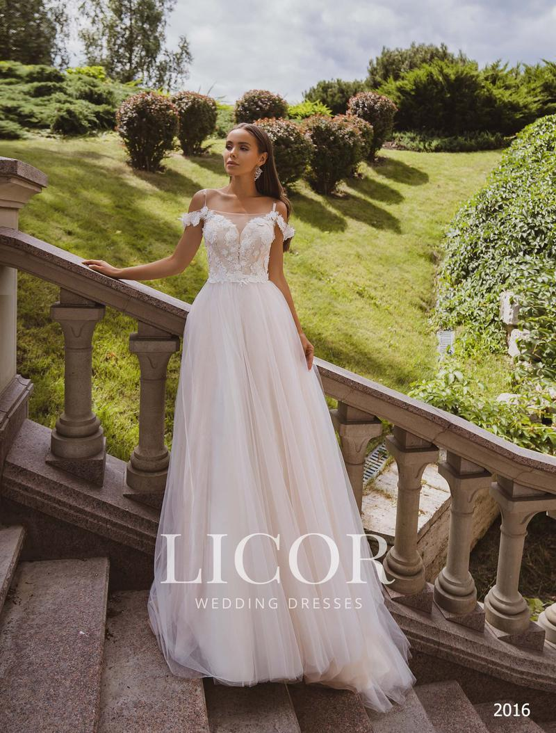Brautkleid Licor 2016
