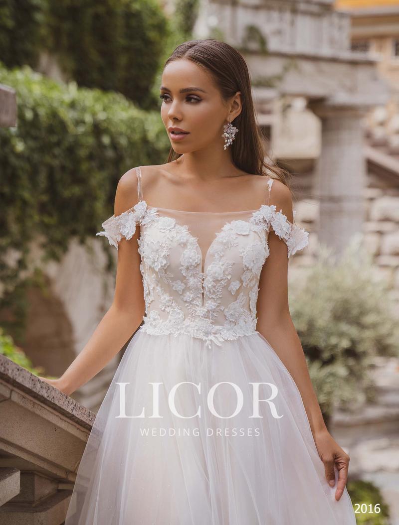 Свадебное платье Licor 2016