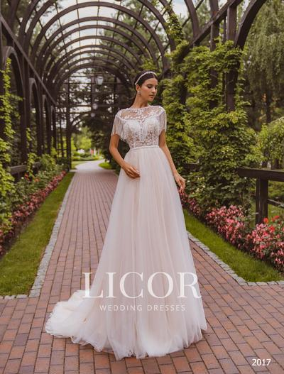 Brautkleid Licor 2017
