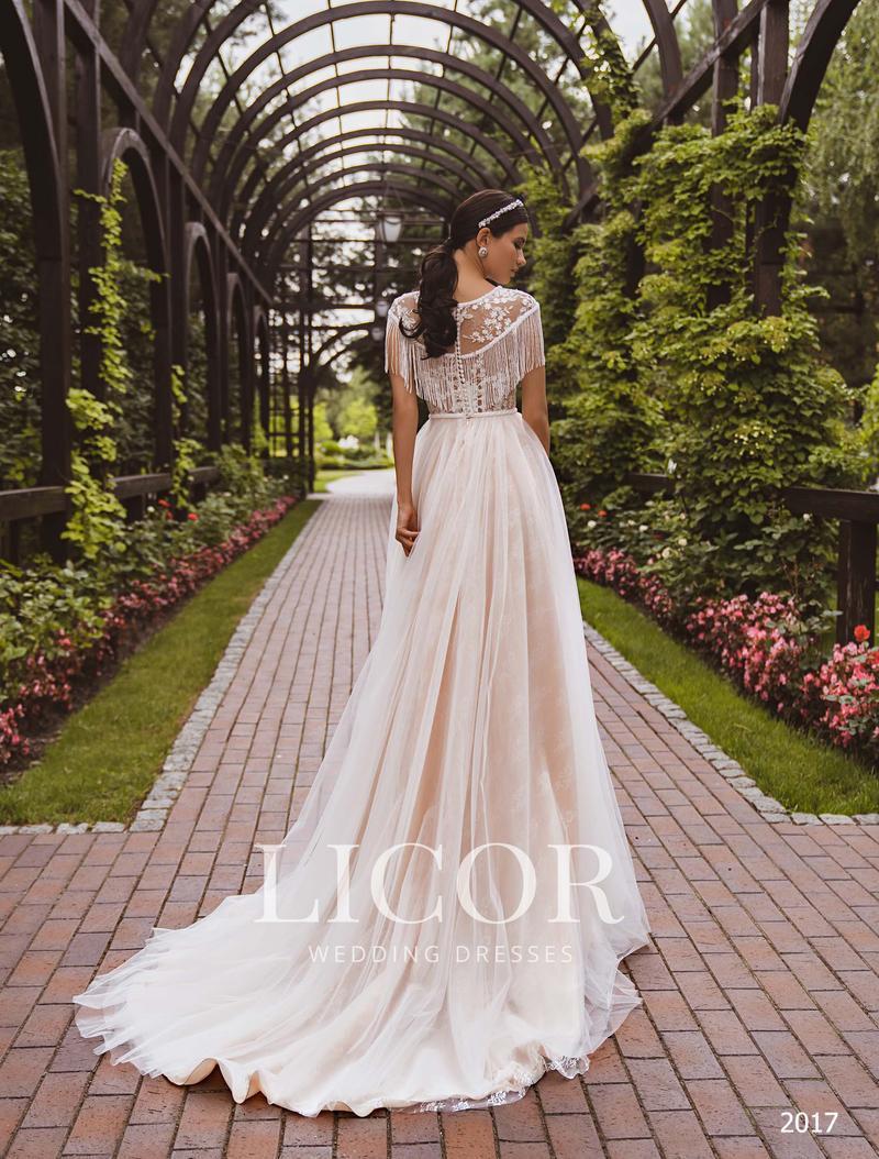 Свадебное платье Licor 2017