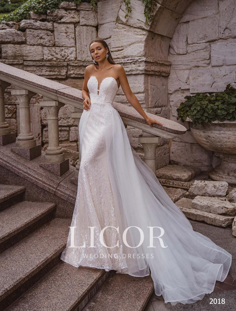 Brautkleid Licor 2018