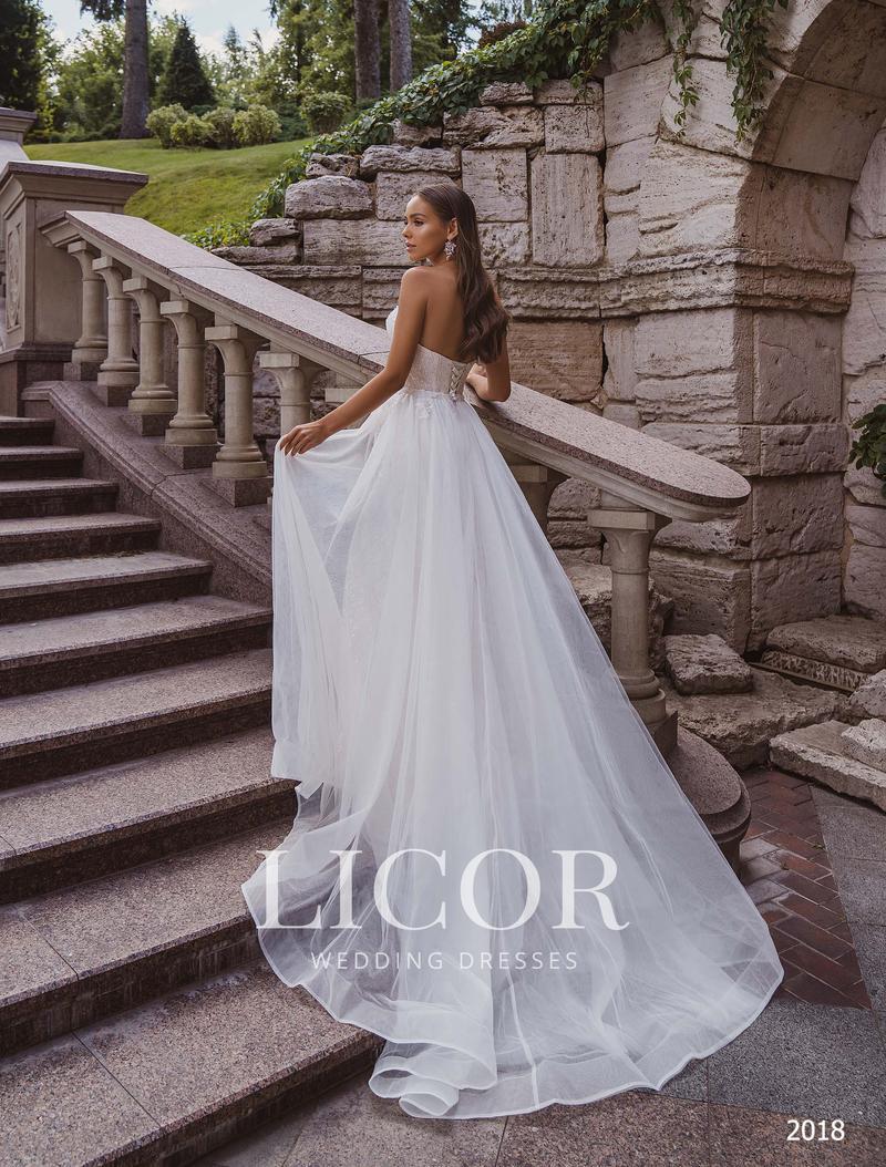 Свадебное платье Licor 2018