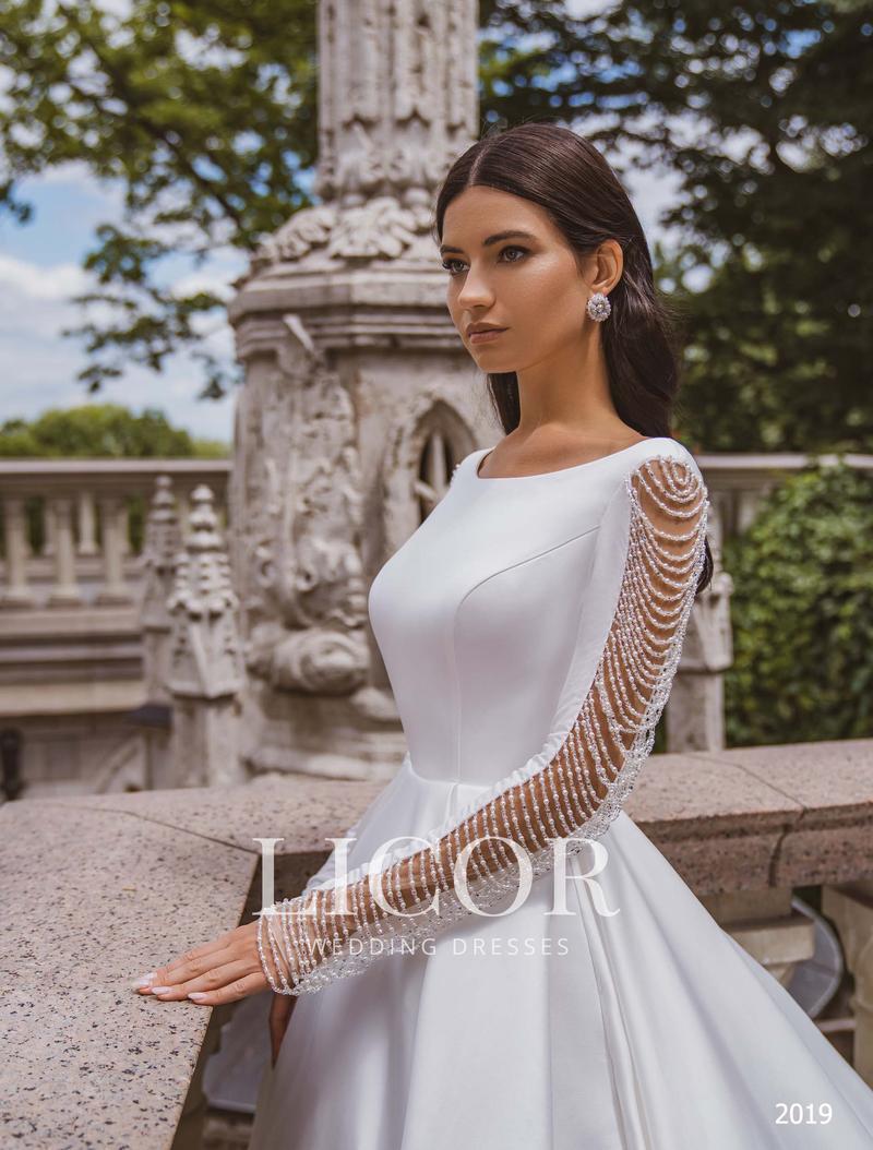 Свадебное платье Licor 2019