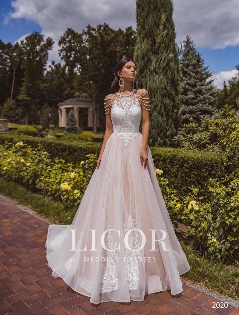 Brautkleid Licor 2020