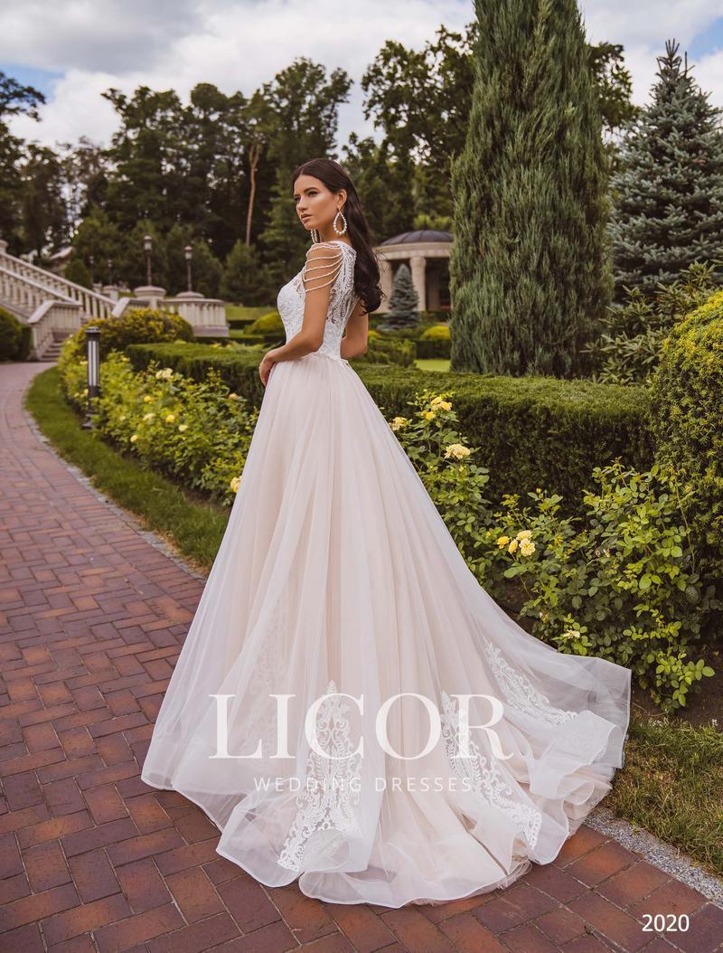 Свадебное платье Licor 2020