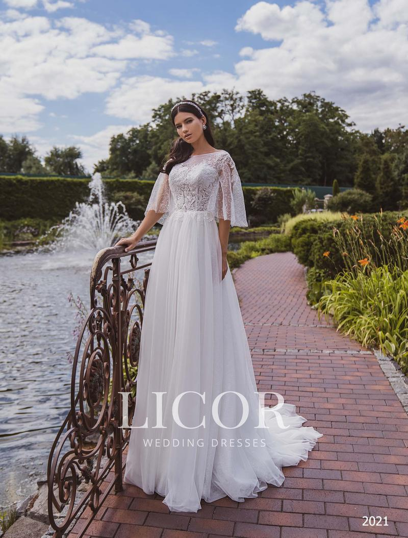 Wedding Dress Licor 2021