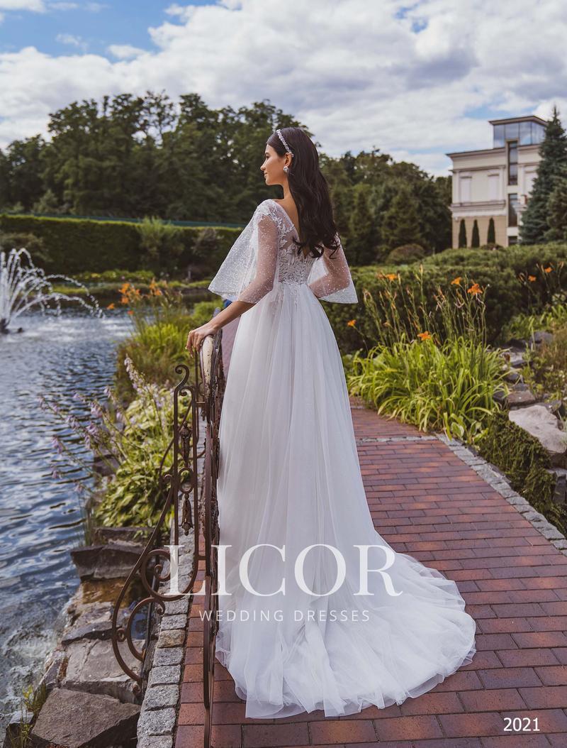 Свадебное платье Licor 2021