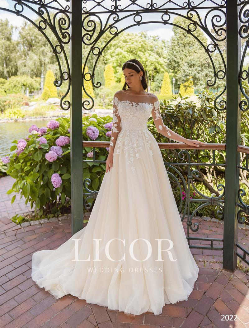 Brautkleid Licor 2022