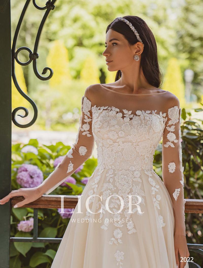 Свадебное платье Licor 2022