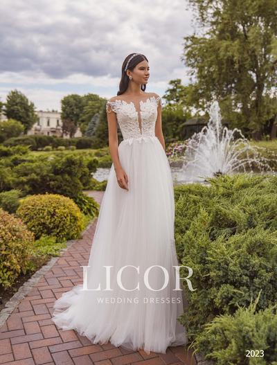 Brautkleid Licor 2023