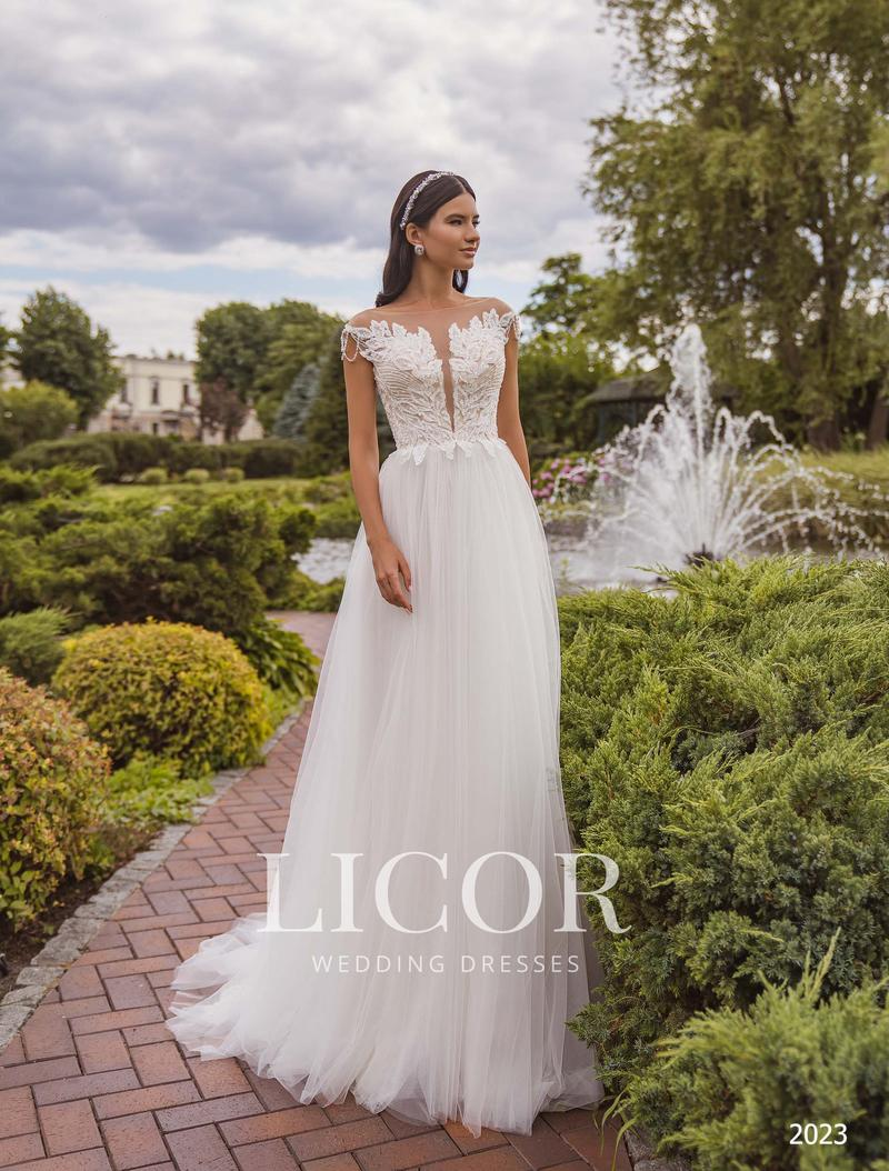 Wedding Dress Licor 2023