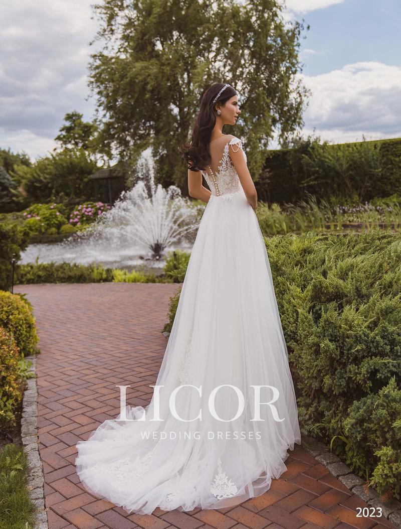 Свадебное платье Licor 2023