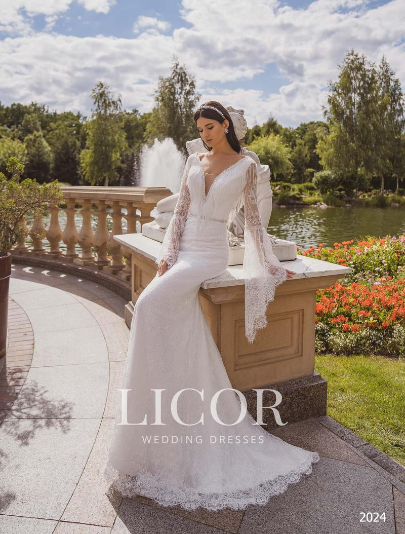 Brautkleid Licor 2024