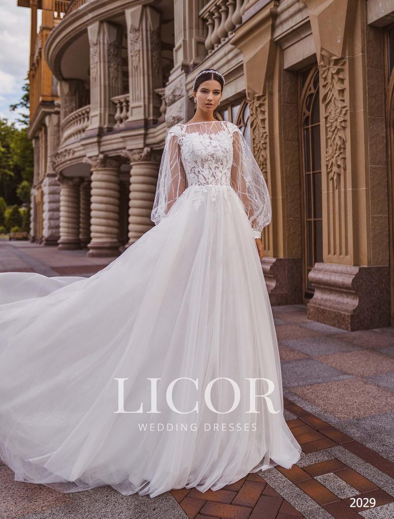 Brautkleid Licor 2029