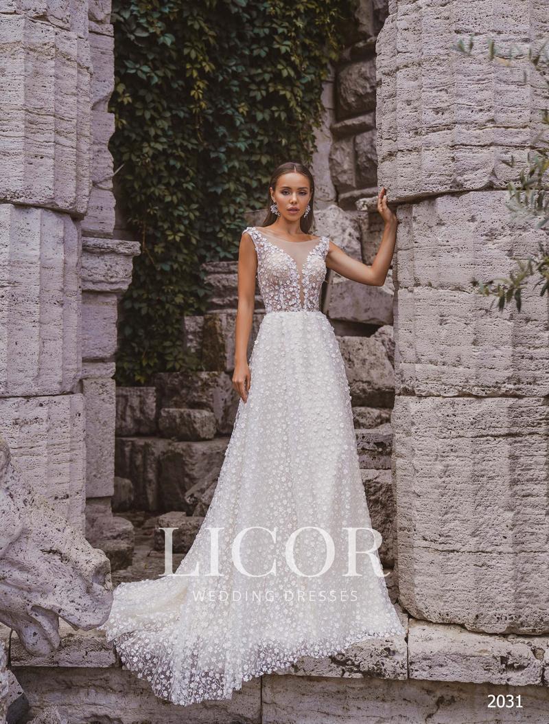 Brautkleid Licor 2031