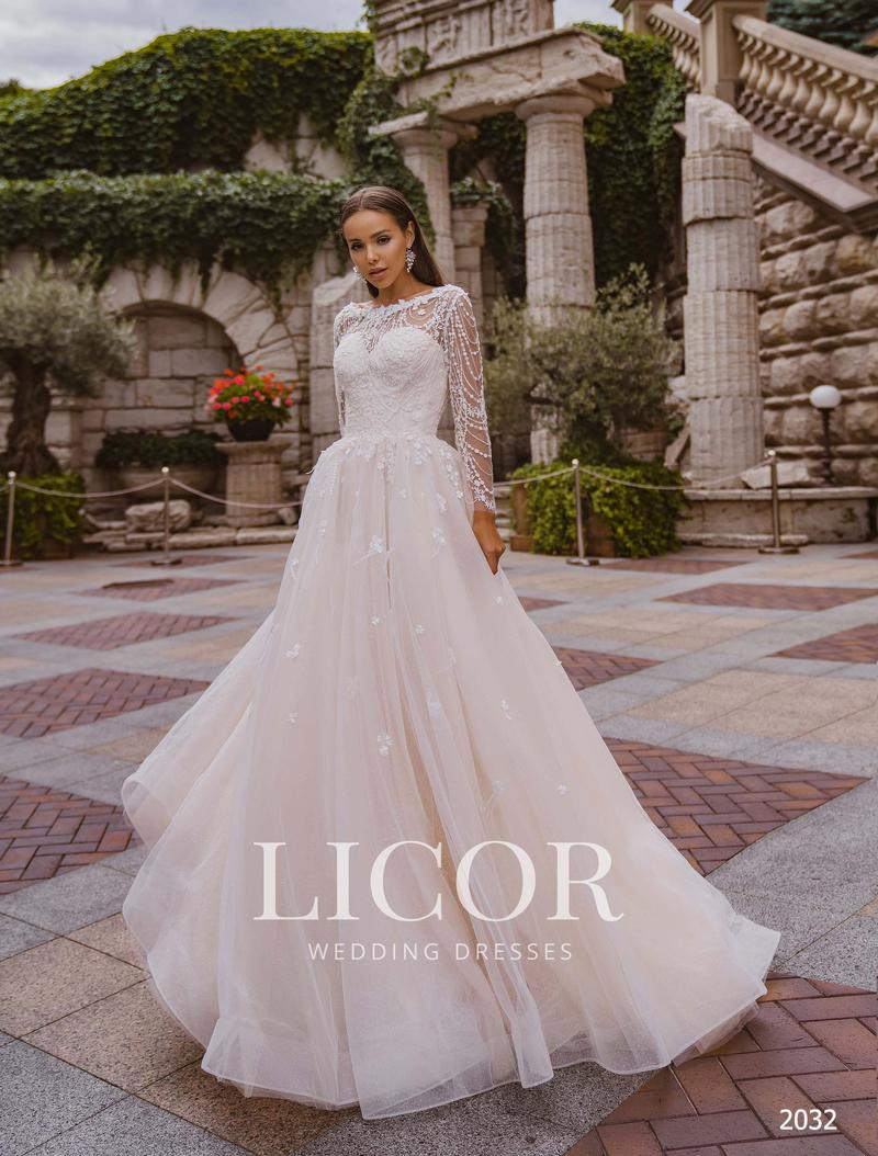 Brautkleid Licor 2032