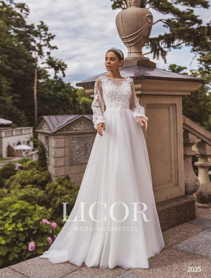 Wedding Dress Licor 2035