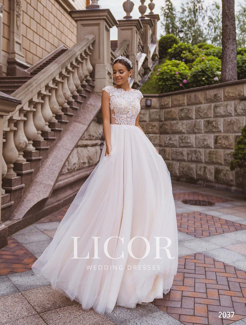 Brautkleid Licor 2037