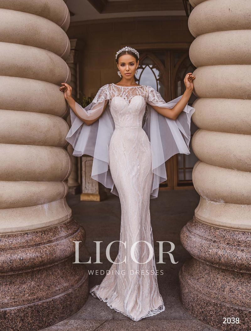Brautkleid Licor 2038