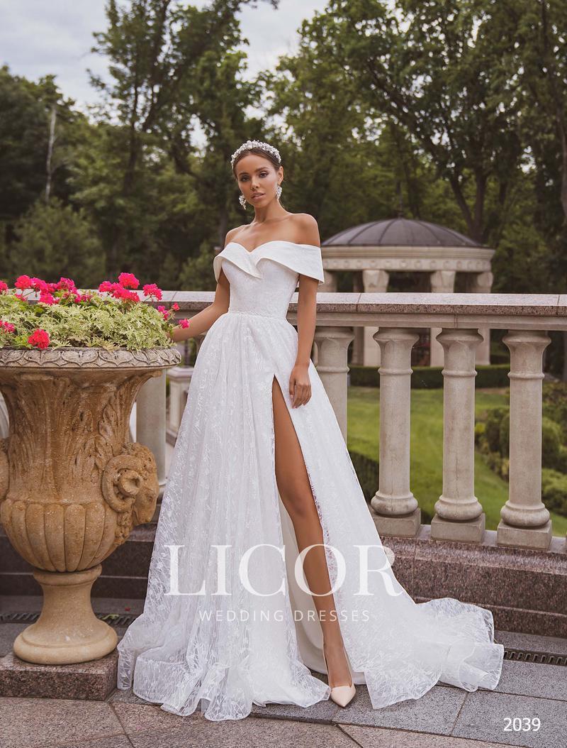 Brautkleid Licor 2039