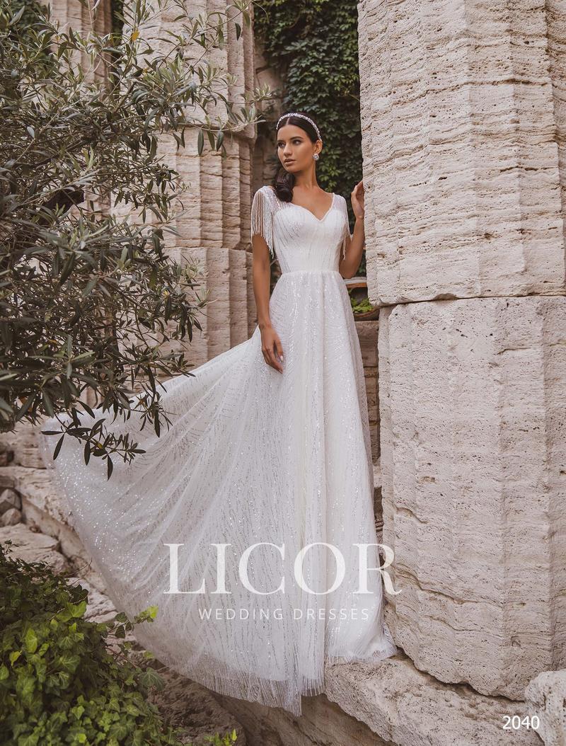 Brautkleid Licor 2040