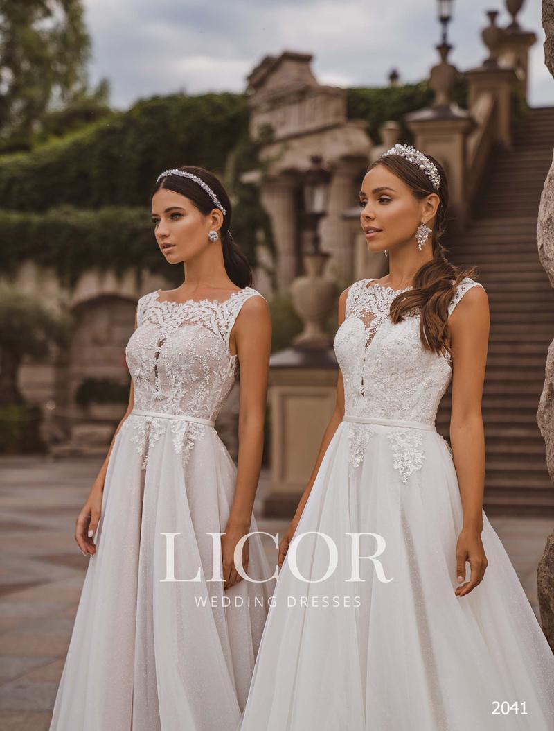 Brautkleid Licor 2041