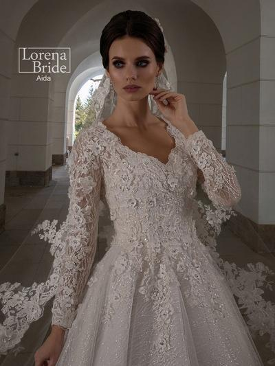 Wedding Dress Lorena Bride Aida