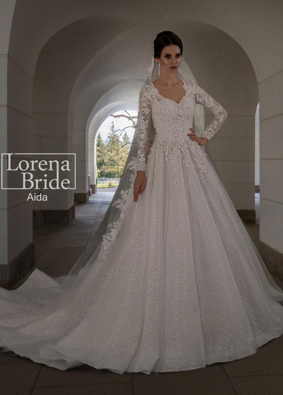 Свадебное платье Lorena Bride Aida