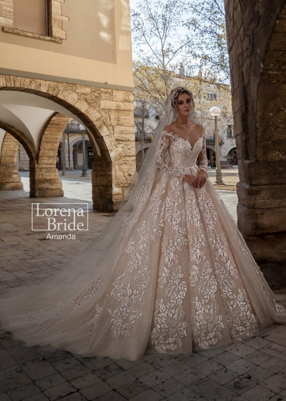 Свадебное платье Lorena Bride Amanda