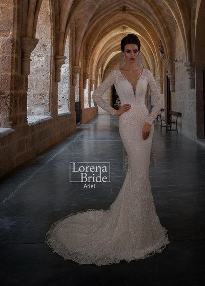 Wedding Dress Lorena Bride Ariel