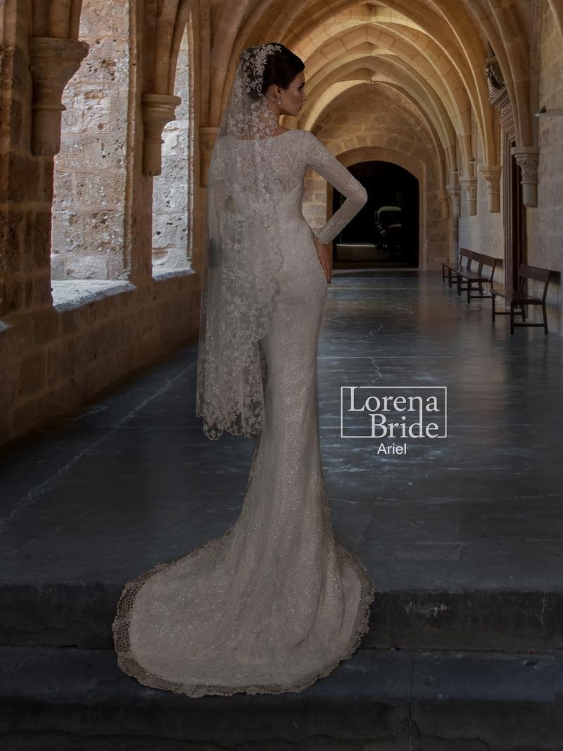Свадебное платье Lorena Bride Ariel