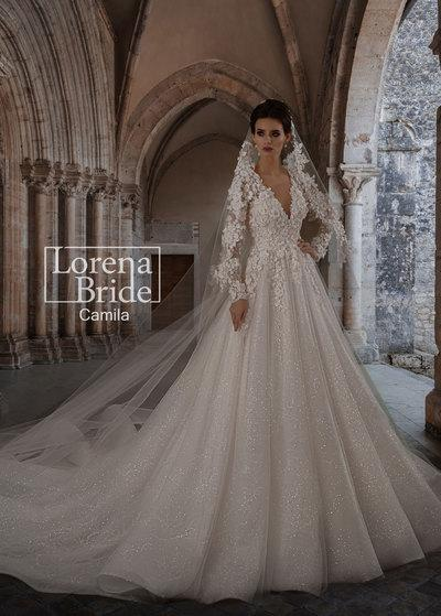Wedding Dress Lorena Bride Camila