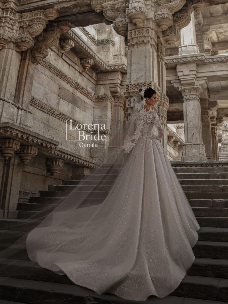 Свадебное платье Lorena Bride Camila