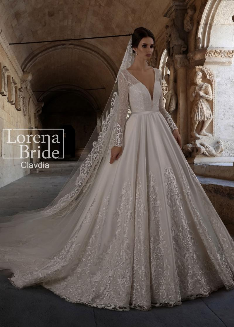 Wedding Dress Lorena Bride Clavdia