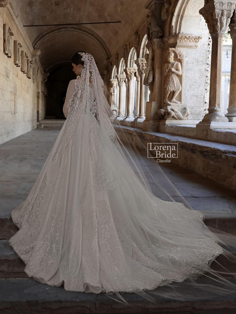 Свадебное платье Lorena Bride Clavdia