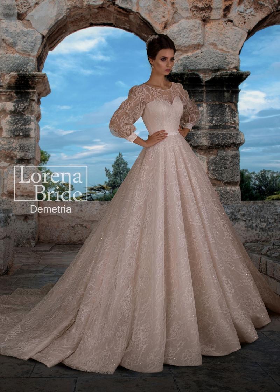Vestido de novia Lorena Bride Demetria