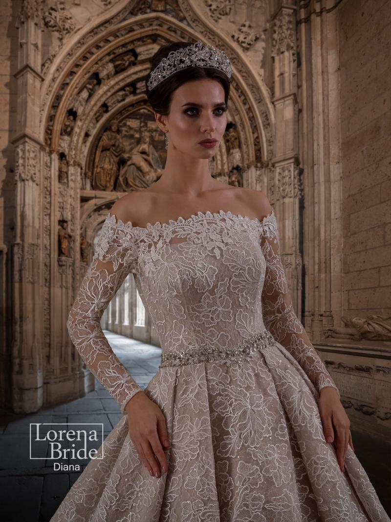 Свадебное платье Lorena Bride Diana