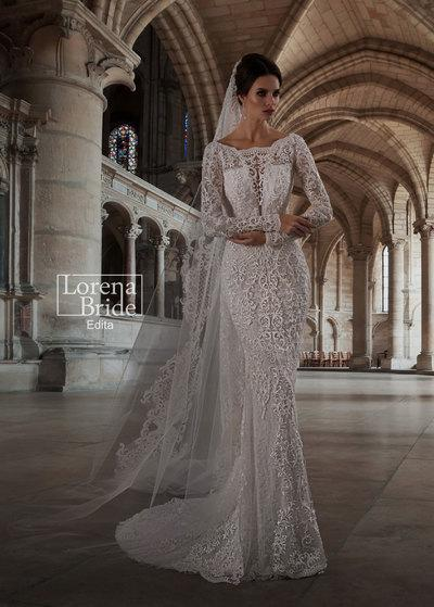 Wedding Dress Lorena Bride Edita