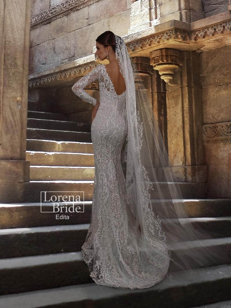 Свадебное платье Lorena Bride Edita