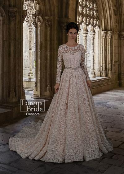 Wedding Dress Lorena Bride Eleonora