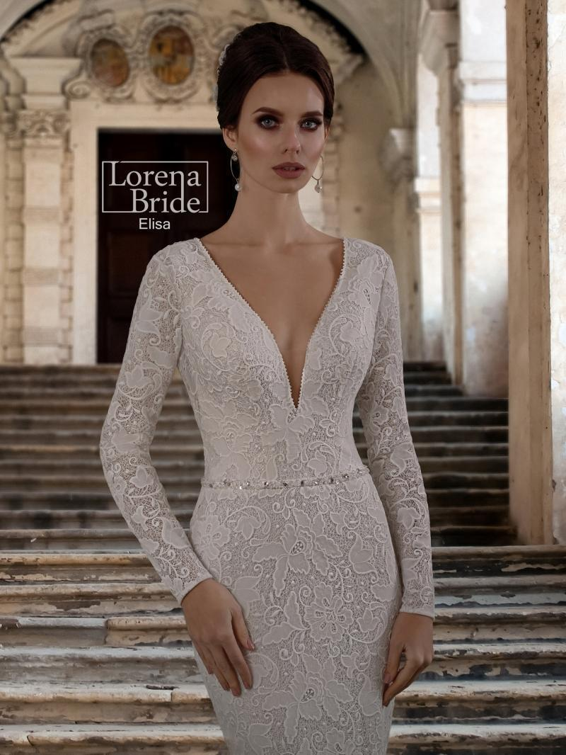 Wedding Dress Lorena Bride Elisa
