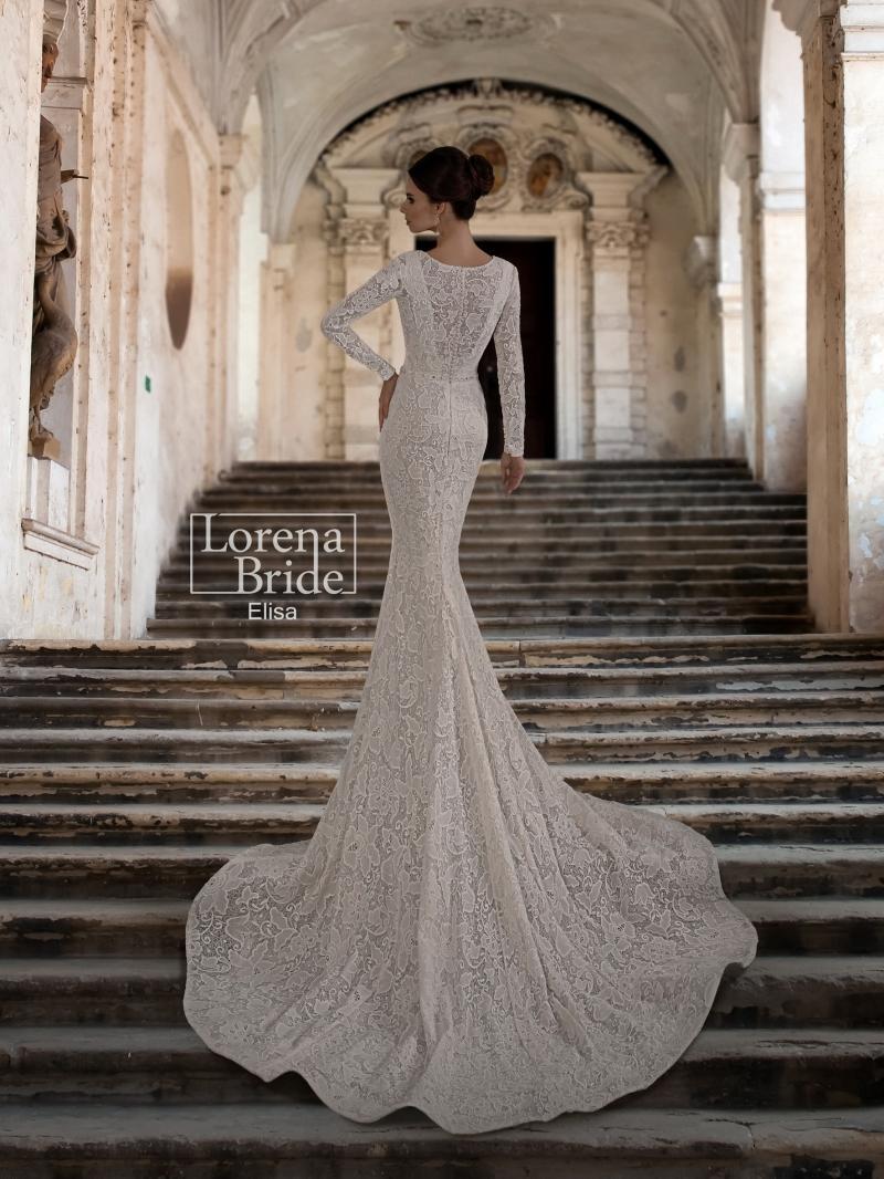 Свадебное платье Lorena Bride Elisa
